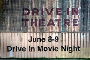 drivein movie night 2018